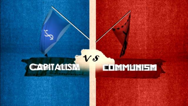 Komunizam i kapitalizam