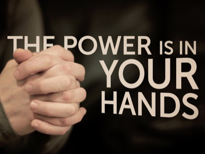 Sve je u nasim rukama