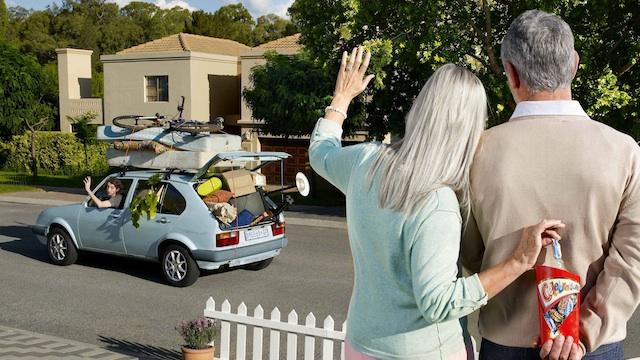 Napustanje porodičnog doma
